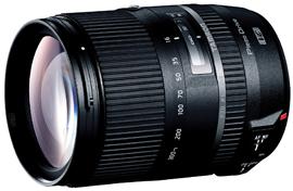 16-300mm F/3.5-6.3 DI II VC PZD Macro Lens for Nikon